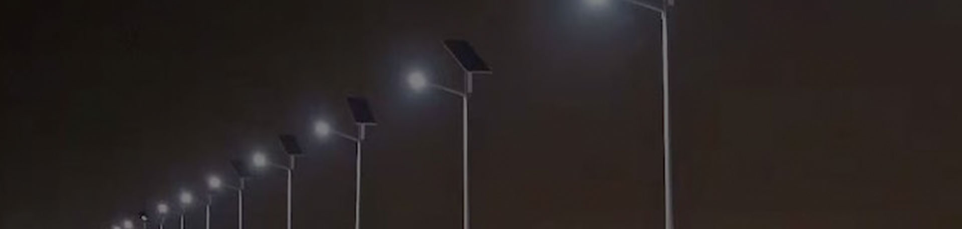 Customize Your All In Two Solar Street Lights